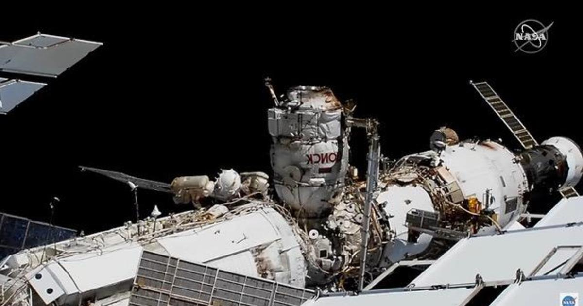 Watch Live: Russian spacewalk aims to prepare International Space Station for new module – CBS News