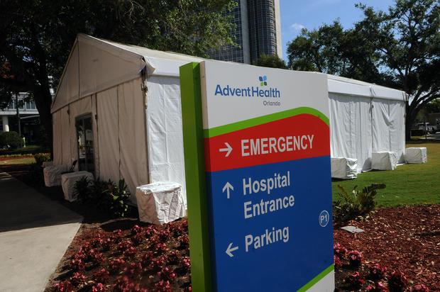 COVID-19 Pandemic - Orlando
