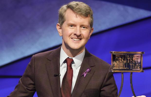 Jeopardy Ken Jennings