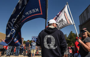 What's behind the disturbing appeal of QAnon?