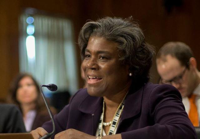 Biden expected to pick longtime diplomat Linda Thomas-Greenfield as U.S. ambassador to U.N. - CBS News