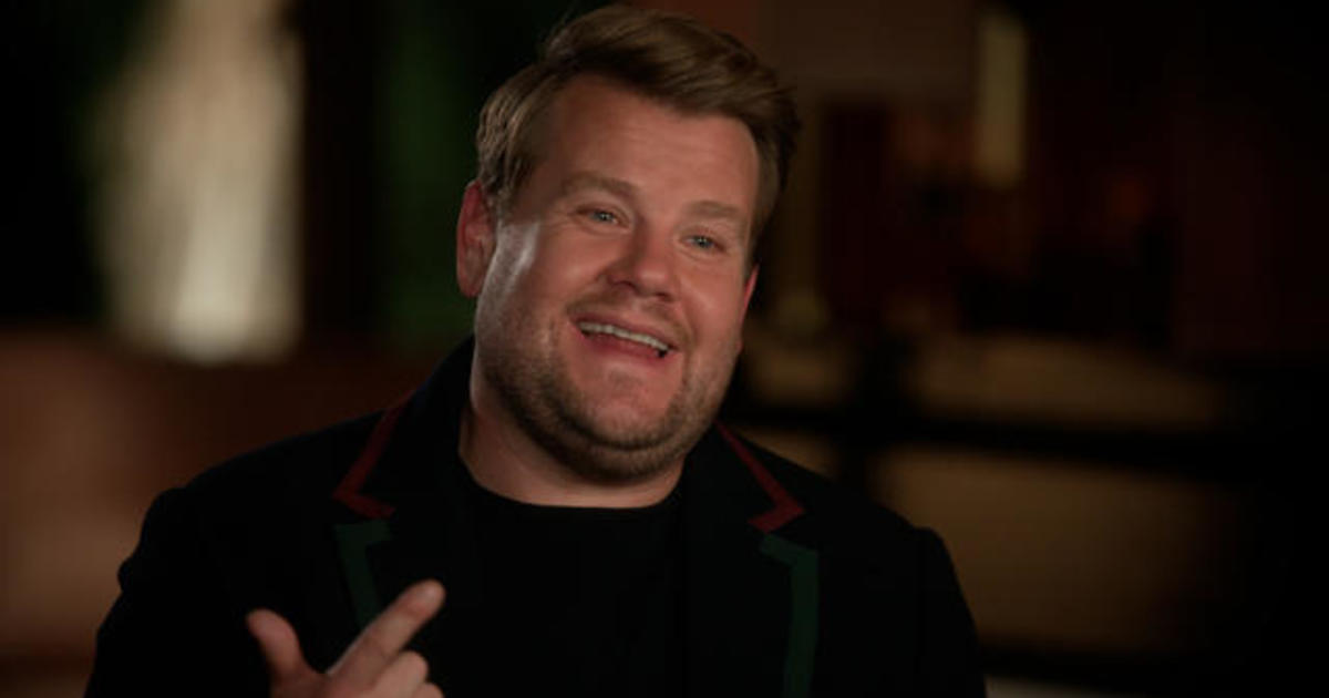 James Corden on how he used confidence against bullies growing up
