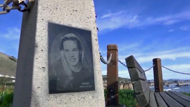 Kristin Smart memorial