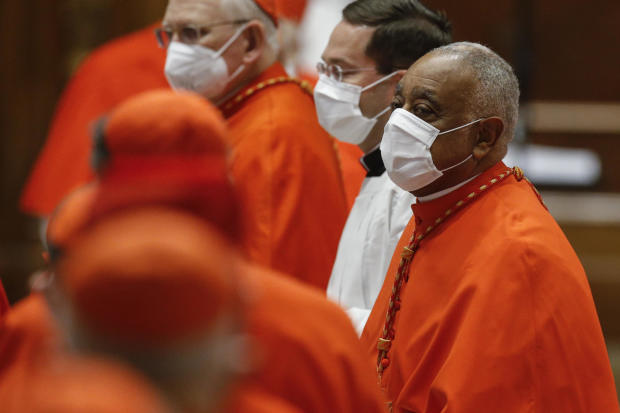 Vatican Pope Consistory