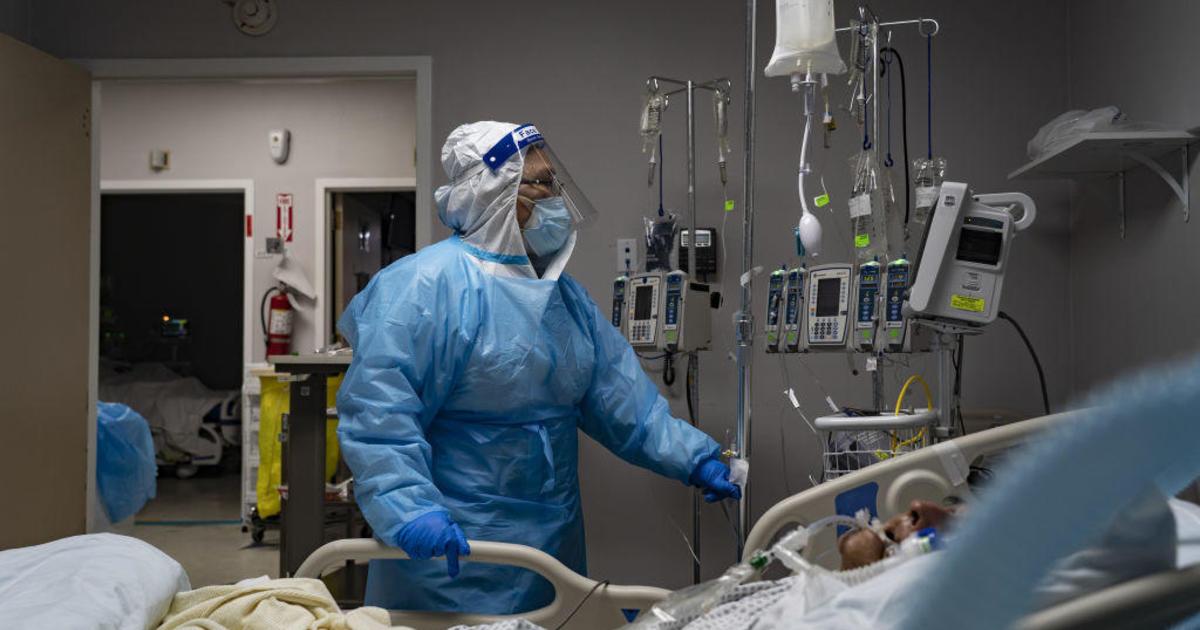 Image of article 'U.S. reaches 100,000 coronavirus hospitalizations'