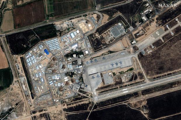 Western side of Karchi-Khanabad base 2005