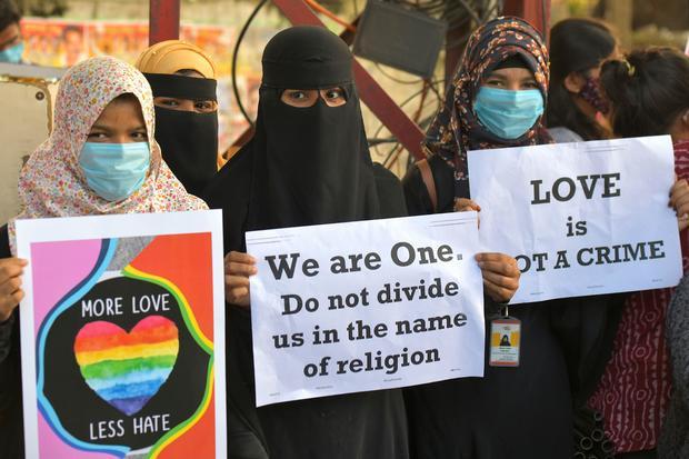 INDIA-POLITICS-SOCIAL-RIGHTS-PROTEST