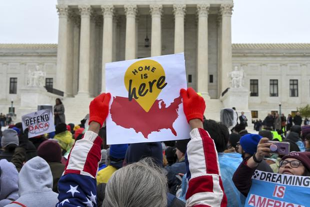 DACA Hearings at the United States Supreme Court