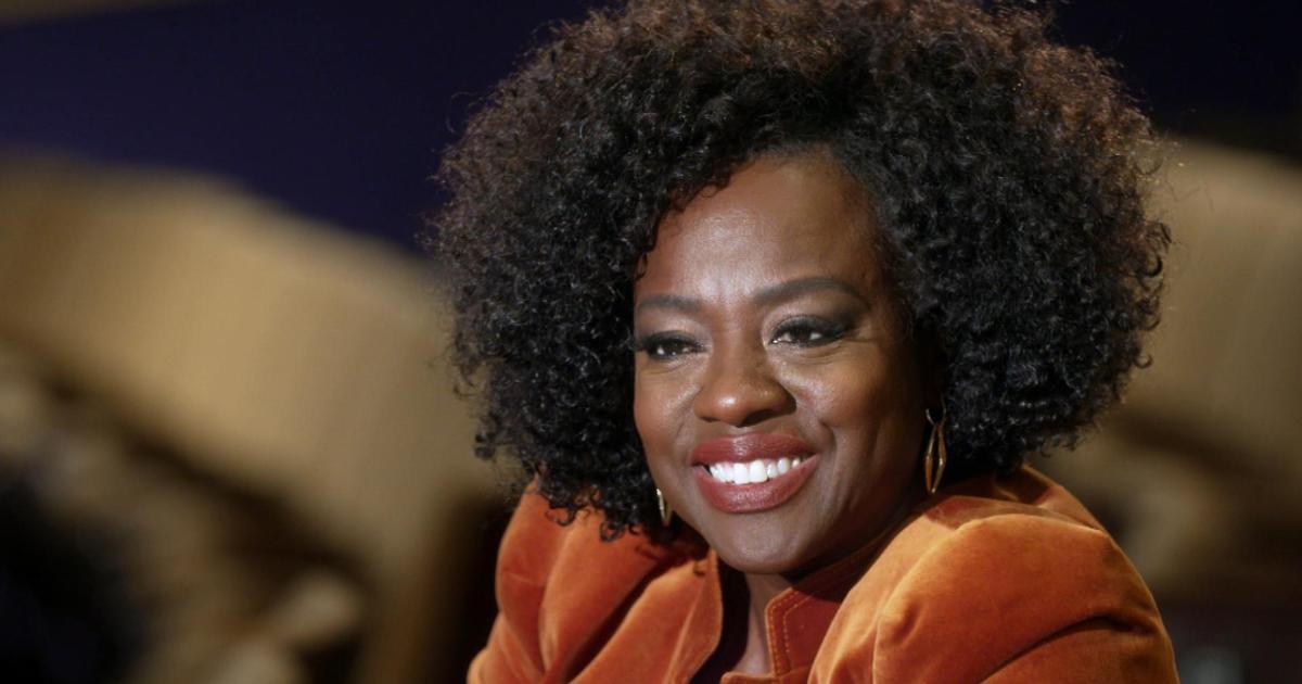 Viola Davis on knowing struggle