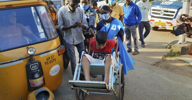 India Mystery Illness