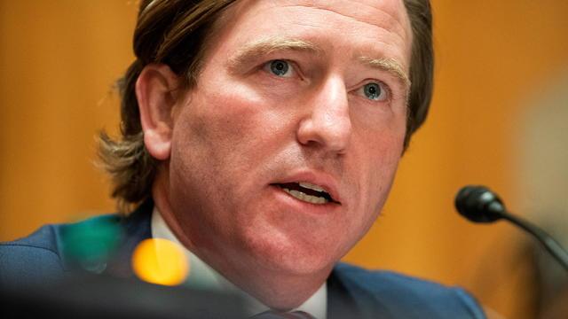 Senate hearing to examine alleged irregularities in the 2020 election, in Washington