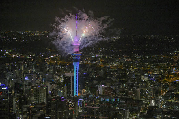 Tāmaki Makaurau Auckland Welcomes 2021 With New Year's Eve Celebrations