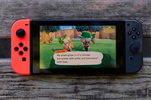 How 'Animal Crossing' Is Preparing Players To Trade Stocks