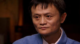 Jack Ma on 60 Minutes in 2014