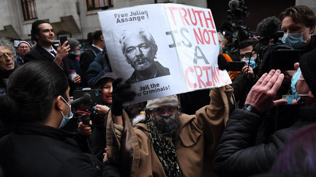 UK Judge Denies Extradition Of Julian Assange To The USA