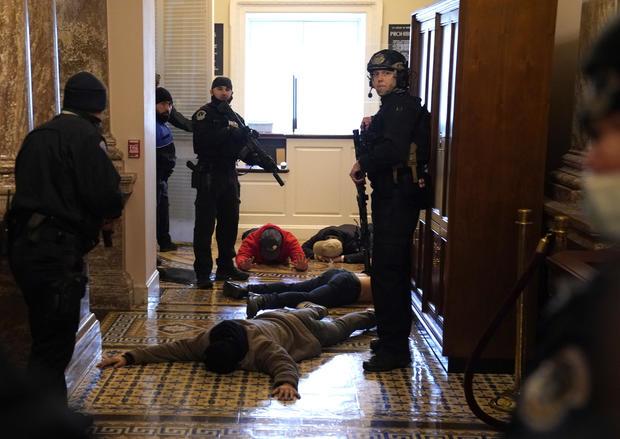 Capitol protest — Washington, D.C.