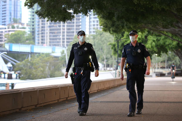 Brisbane On Three Day Lockdown As New COVID-19 Cases Confirmed