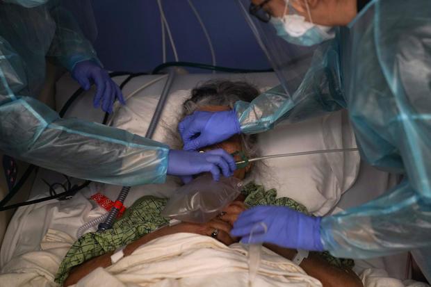 APTOPIX Virus Outbreak California