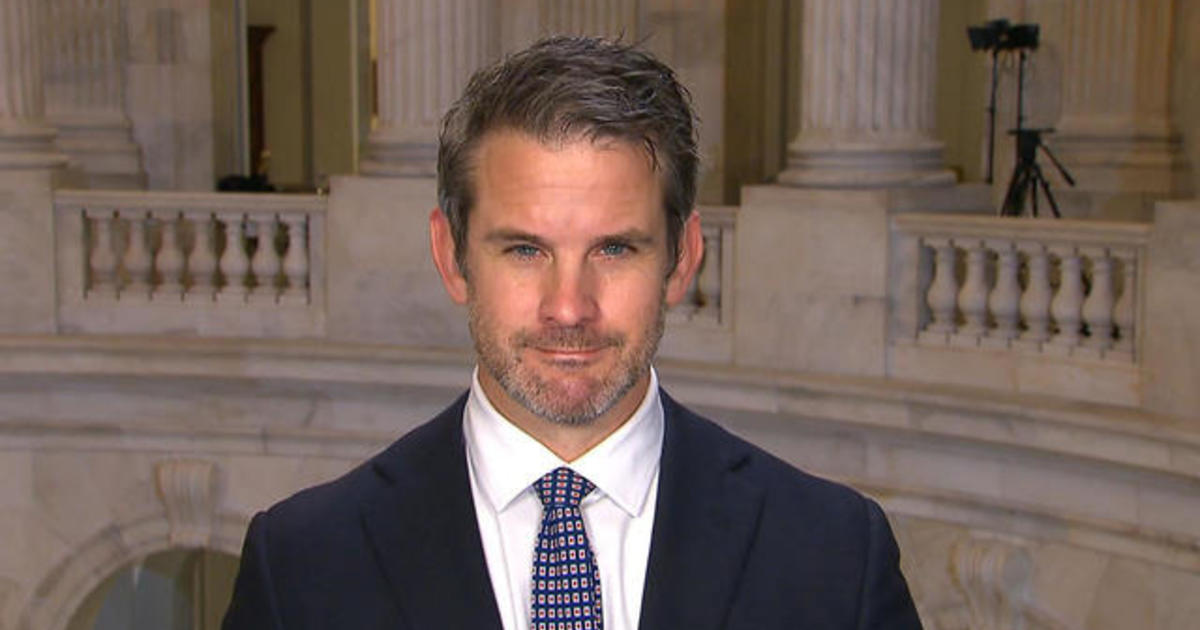 VIDEO: Rep. Adam Kinzinger explains his vote to impeach President Trump