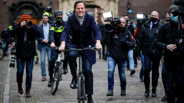 NETHERLANDS-POLITICS-GOVERNMENT