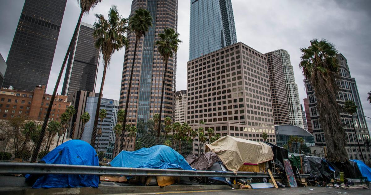 California governor proposes $12 billion to combat state's homeless crisis