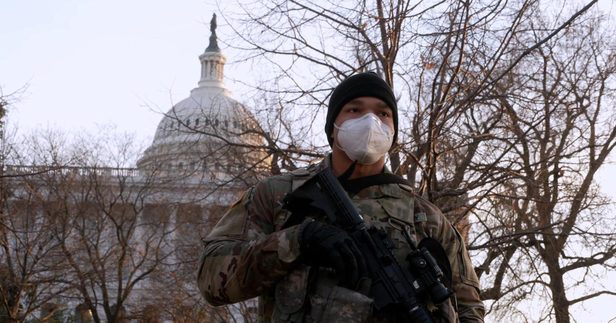 Securing the Capitol for the Biden-Harris Inauguration