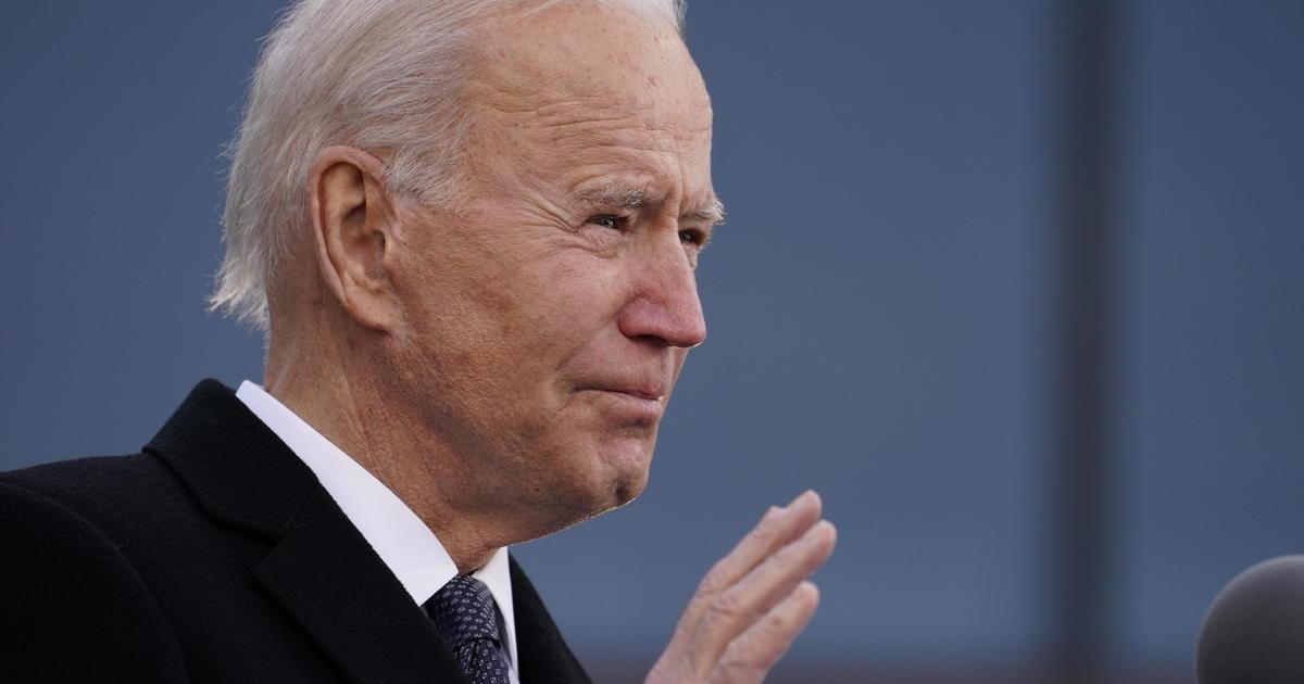 A viewer's guide to Joe Biden's inauguration