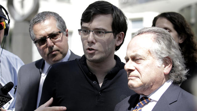Former Turing Pharmaceuticals CEO Martin Shkreli Jury To Start Deliberations In Fraud Trial