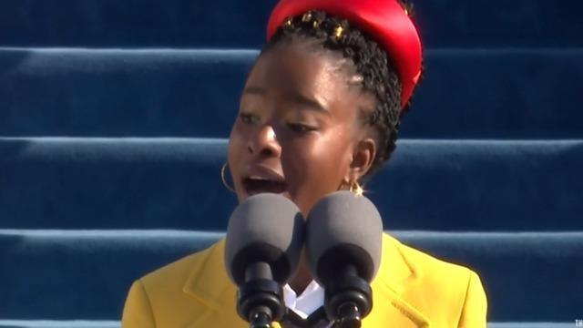 Watch: Youth Poet Laureate Amanda Gorman recites poem at Biden's inauguration