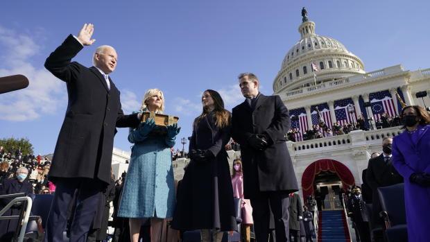 Inauguration 2021: Swearing in of Joe Biden and Kamala Harris