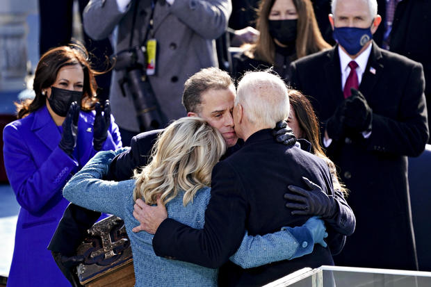 Inauguration Of Joe Biden As 46th President Of The United States