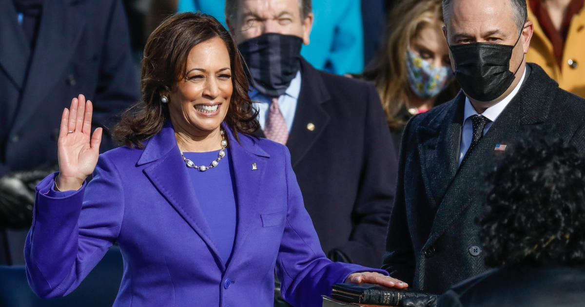 Kamala Harris won't be moving into vice president's residence at Naval Observatory immediately