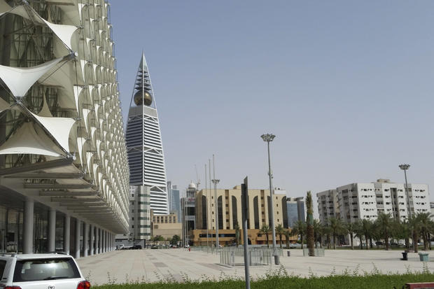 Riyadh the capital of Saudi Arabia