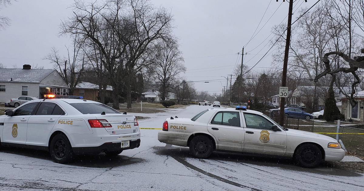 """Pregnant woman among 6 killed in Indianapolis """"mass murder"""""""