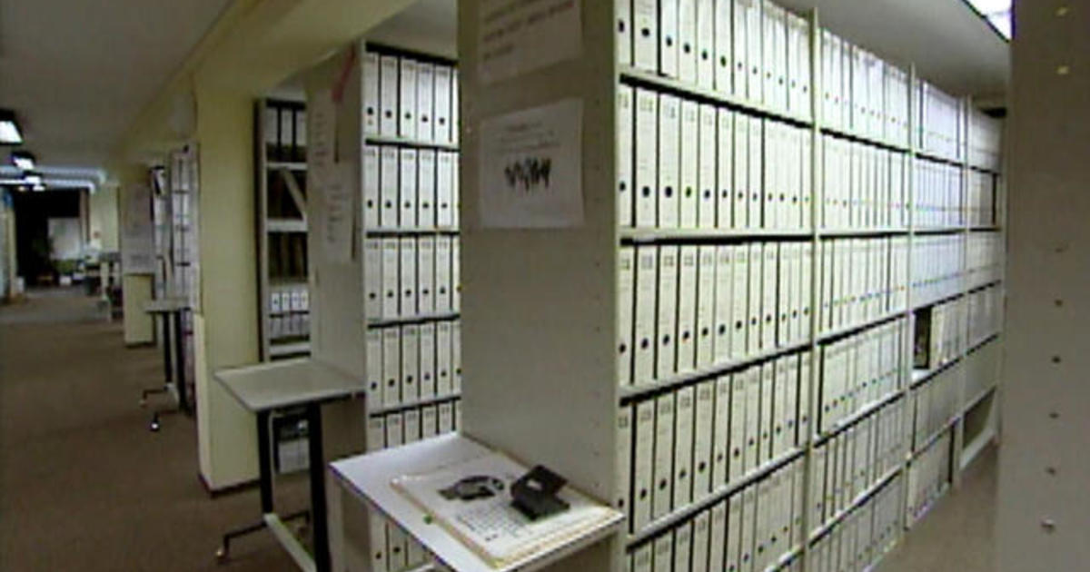 From the 60 Minutes archive: Hitler's secret archive