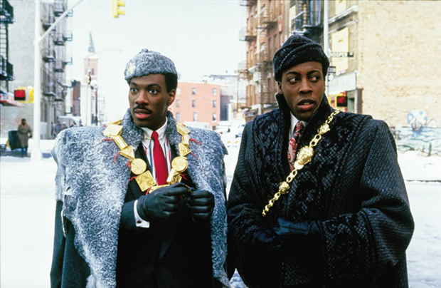 """Available Feb. 1 on Amazon Prime: """"Coming To America"""""""