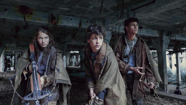 "Available Feb. 19 on Netflix: ""Tribes of Europa"" Season 1"
