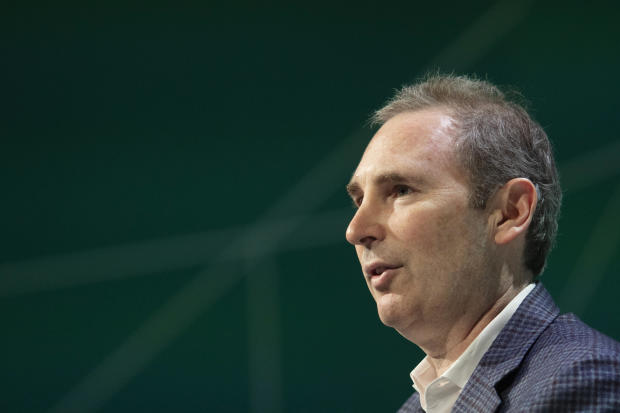 Andy Jassy, CEO of AWS