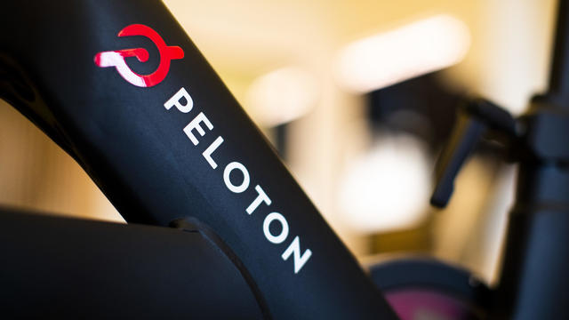 A Peloton Interactive Showroom Ahead Of Earnings Figures