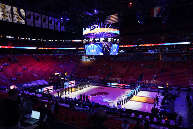 NBA National Anthem