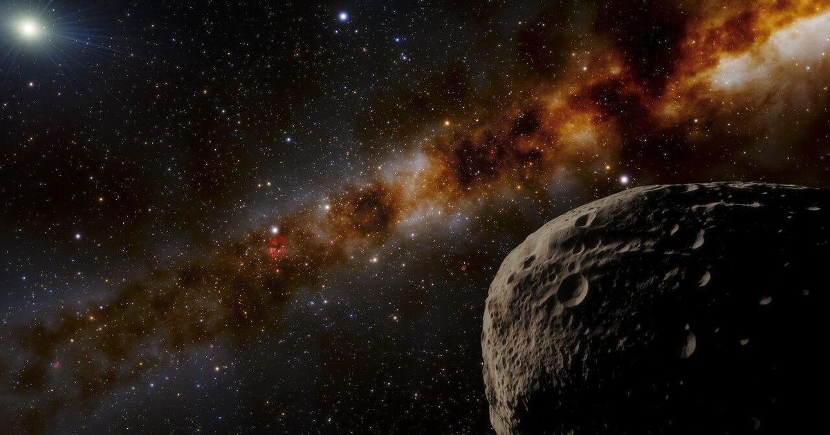 """Astronomers confirm orbit of most distant object ever discovered in our solar system — nicknamed """"Farfarout"""""""