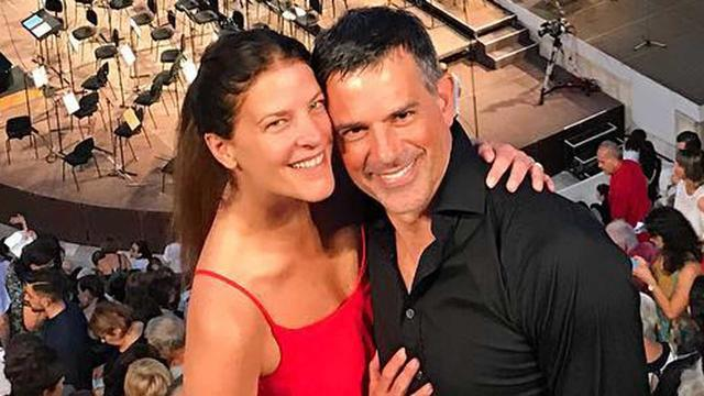Michelle Troconis and Fotis Dulos