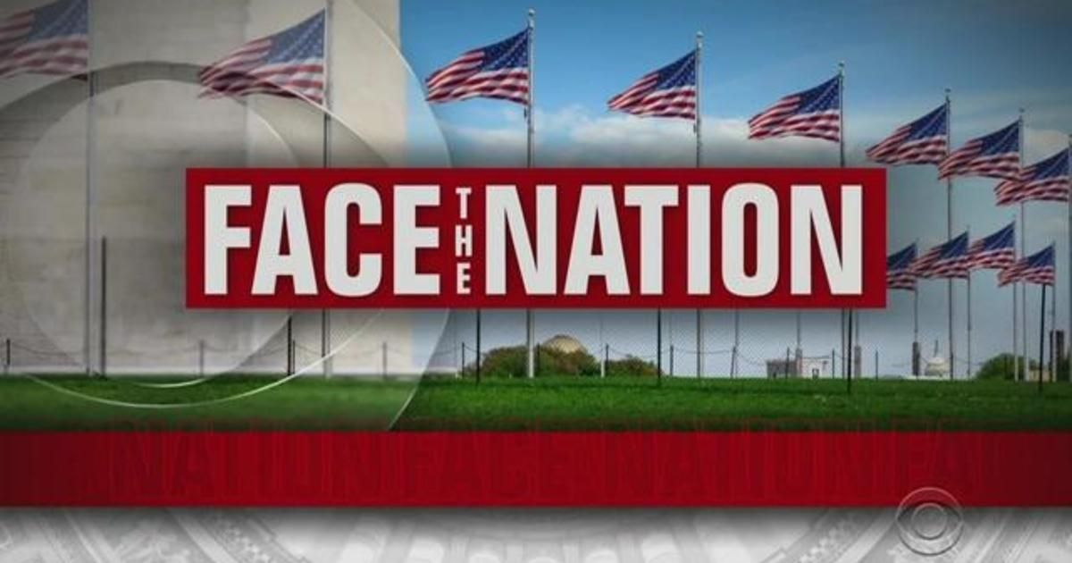 """Open: This is """"Face the Nation,"""" February 14"""