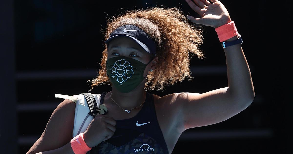 Naomi Osaka defeats Serena Williams in 2021 Australian Open semifinals