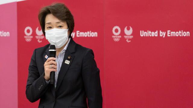 Tokyo 2020 Executive Board meeting