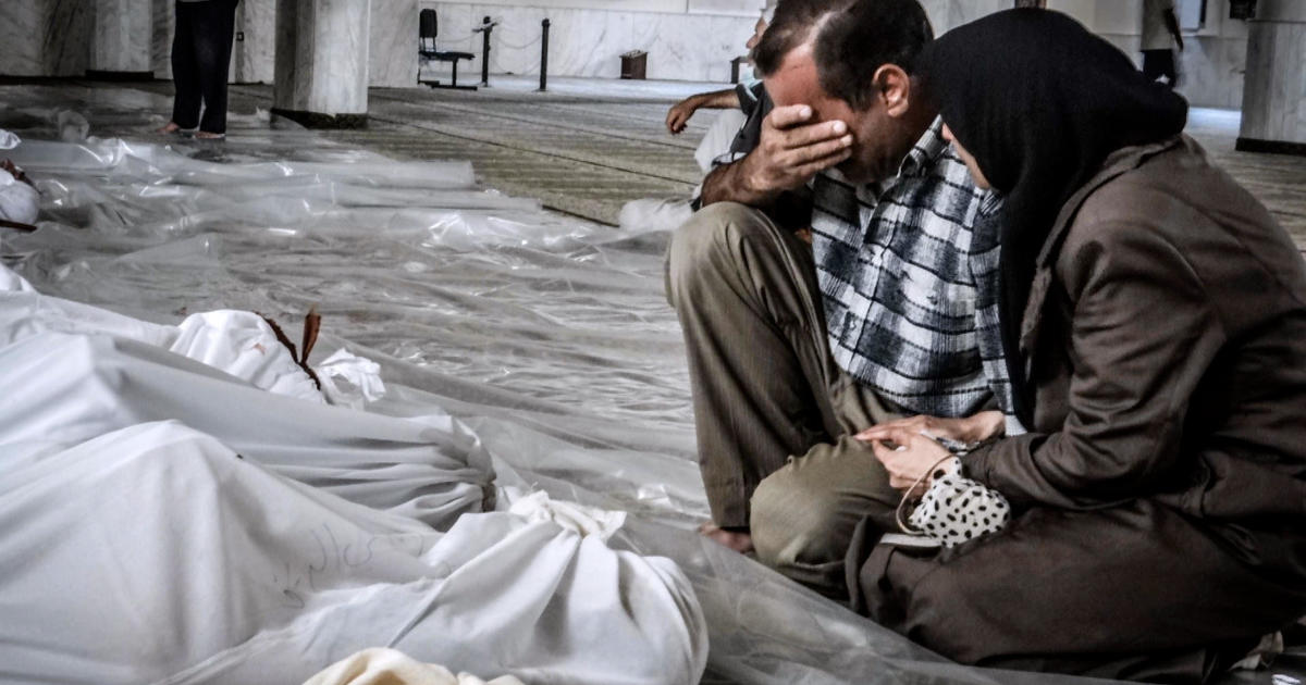 The evidence of Syrian President Bashar Assad and his regime's legacy of war crimes