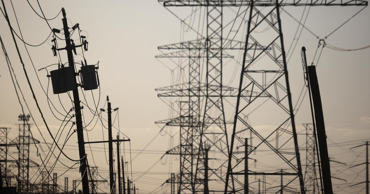 Brazos, oldest Texas electricity co-op, files for bankruptcy after $2 billion bill - CBS News
