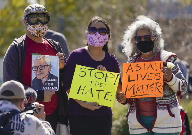 Asian American hate crime, violence