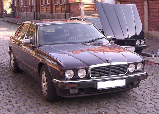 Christian Brueckner's car