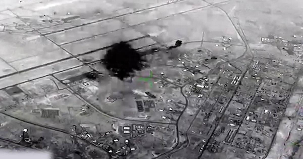 Jumlah korban serangan rudal balistik Iran thumbnail